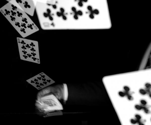 Blackjackspelare som vet vad man ska och inte ska göra